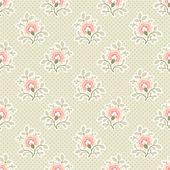 Fleurs et éléments décoratifs — Vecteur