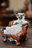 Figure of sheep — Stockfoto
