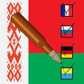 Minsk Agreement 02 — Stock Vector