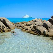 Sea on Sardinia — Stock Photo