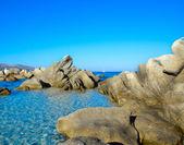 Beautiful sea, Sardinia — Foto Stock