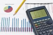 Engineering Statistics — Stock Photo