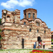 Church of Christ Pantocrator, Nessebar, Bulgaria — Stock Photo #62535575