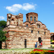 Church of Christ Pantocrator, Nessebar, Bulgaria — Stock Photo #62535591