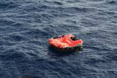 Life raft — Stock Photo