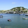 Yachts on the River Dart — Stock Photo #63183831