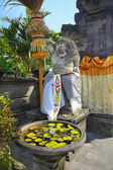 Hindu God deity — Photo