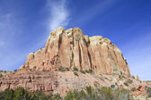 Red rock formations — Stock Photo
