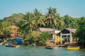 India Goa beach nature sea — Stock Photo