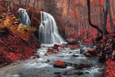 Silver Stream Waterfall — Stock Photo