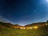 Cielo lleno de estrellas — Foto de Stock