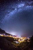 Sky full of stars — Stock Photo