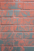Background of colorful brick wall texture — Foto de Stock