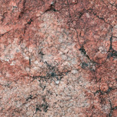 Natural granite stone texture background. Rough and rusty. Close — Stockfoto