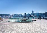 Tsim Sha Tsui Promenade — Stock Photo