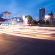 Night view of Ho Chi Minh City — Stock Photo #66000757