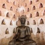 Buddha statue at Wat Si Saket, Laos — Stock Photo #68091241
