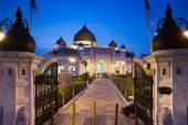 Kapitan Keling Mosque, Penang, Malaysia — Стоковое фото