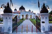 Kapitan Keling Mosque, Penang, Malaysia — Stock Photo