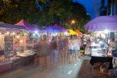 Chiang Mai nachtmarkt, Thailand — Stockfoto