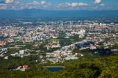 The view of Chiang Mai town, Thailand — ストック写真