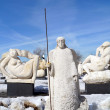 Statue in the park — Stock Photo #64167711