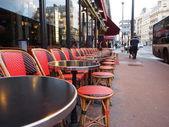 Ochtend in parijs — Stockfoto