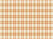 Orange and white plaid background — Стоковое фото