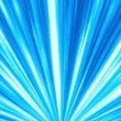 Abstract blue light stripes. Seamless loop animated background. — Stock Video #63151967