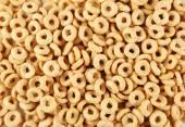 Tasty cornflakes background — Stock Photo