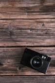 Vieja cámara retro — Foto de Stock