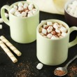 ������, ������: Cup of hot chocolate with marshmallows