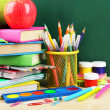 Back to school supplies — Stock Photo #67081303