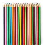 Colour wooden pencils — Stock Photo #68232839
