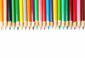 Colour pencils for drawing — Stock Photo