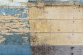 Grunge old wood background — Stock Photo