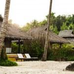 Tropical beautiful beach on the island Koh Kood, Thailand — Stock Photo #66003669