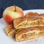 Homemade apple pie — Stock Photo #63286559