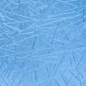 Frozen pattern on window — Stock Photo