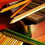 Colorful pencils set — Stock Photo #66784529