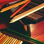 Colorful pencils set — Stock Photo #66784535