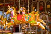 Merry go round — Stock Photo