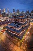Chinatown in Singapore — Stock Photo