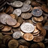 Useless money — Stock Photo