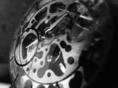 Clockwork mechanisme — Stockfoto