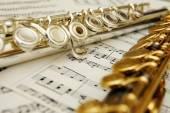 Flutes — Stock Photo