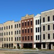 New Commercial, Retail and Office Space available in generic brick office building — Stock Photo #65516003