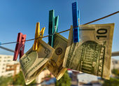 Money Laundering Concept — Stock Photo