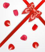 Valentine's Day postcard — Cтоковый вектор