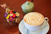горячий кофе — Стоковое фото